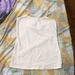 Basic White Camisole